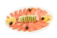 Fish set Stock Photos