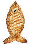 Fish-shaped bakery Royalty Free Stock Image