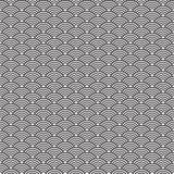 Fish skin motif seamless design pattern. Stock Photo