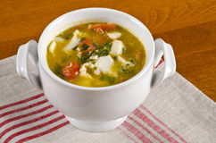 Fish Soup #1 Royalty Free Stock Photos