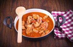 Fish soup. Stock Photos