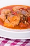 Fish soup. royalty free stock image