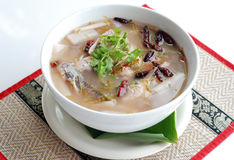 Fish sour soup Stock Photography