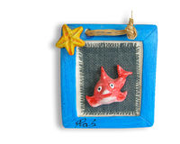 Fish  souvenir Royalty Free Stock Image