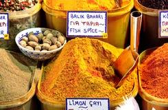 Fish spice Stock Photos