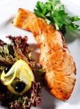 Fish Steak Stock Photos