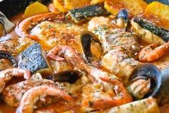 Fish stew Stock Photos
