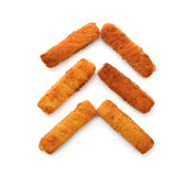 Fish stick Royalty Free Stock Photography