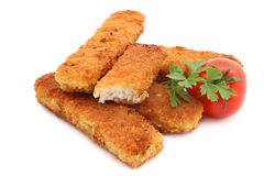 Fish stick Stock Photography