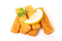Fish stick Royalty Free Stock Images