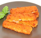 Fish sticks Royalty Free Stock Image