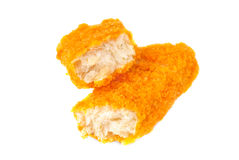 Fish sticks Royalty Free Stock Images