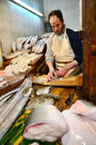 Fish store in Fez Stock Photos