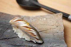 Fish sushi Royalty Free Stock Image