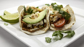 Fish Tacos Stock Images