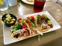 Fish Tacos Royalty Free Stock Image
