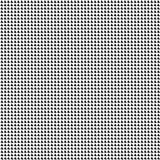 Fish tails pattern. Black fish tails pattern on a white background Stock Photography