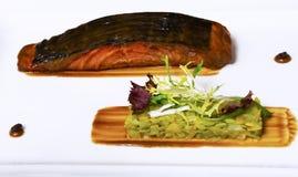 Fish Teriyaki Royalty Free Stock Photo