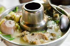 Fish Tom Yum Stock Image