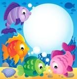 Fish topic image 1 Stock Photos