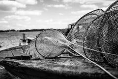 Fish trap Royalty Free Stock Image