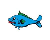 Fish vector fish Royalty Free Stock Photo