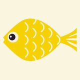 fish Vector Illustration Stock Image