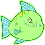 Fish Vector Illustration Royalty Free Stock Images
