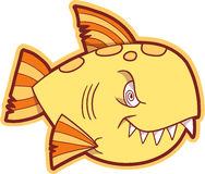 Fish Vector Illustration Stock Photography