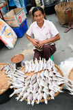 Fish Vendor Stock Images