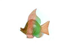 Fish wood Stock Photography