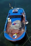 Fishboat Royalty Free Stock Photos