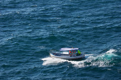 Fishboat Obrazy Royalty Free