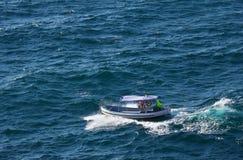 Fishboat Royaltyfria Bilder