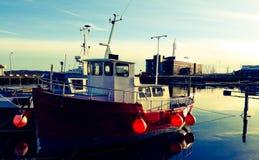 Fishboat Zdjęcie Stock
