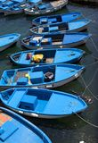 Fishboats Images libres de droits