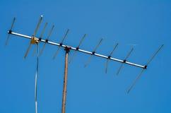 Fishbone антенны Стоковые Изображения