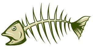 Fishbone Стоковое Изображение
