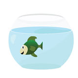 Fishbowl Stock Photography