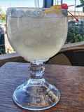 Fishbowl Margarita. An authentic Mexican margarita Stock Photography