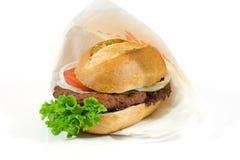 Fishburger Stock Photography
