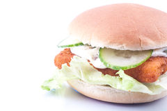 Fishburger photos stock