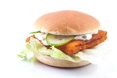 Fishburger images stock