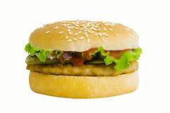 Fishburger Stock Image