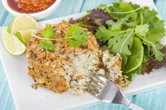 Fishcake Royalty Free Stock Images