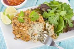 Fishcake Royalty Free Stock Images