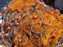 Fishen καθαρό Στοκ φωτογραφία με δικαίωμα ελεύθερης χρήσης