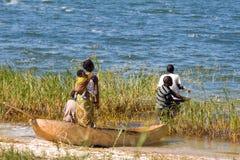Fisher łódź Zdjęcie Stock