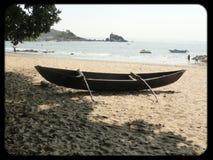 Fisher łódź Fotografia Stock