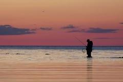 Fisher Image libre de droits